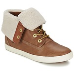 Buty za kostkę Timberland GLASTENBURY FLEECE FOLD DOWN