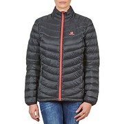 Kurtki pikowane Salomon Jacket HALO DOWN JACKET W BLACK
