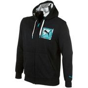 Bluzy Puma S.Casual Logo Hooded Jacket