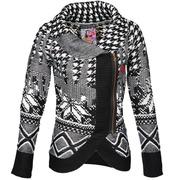 Swetry rozpinane / Kardigany Desigual CHECA