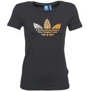 T-shirty z krótkim rękawem adidas Originals LEO TREFOIL TEE