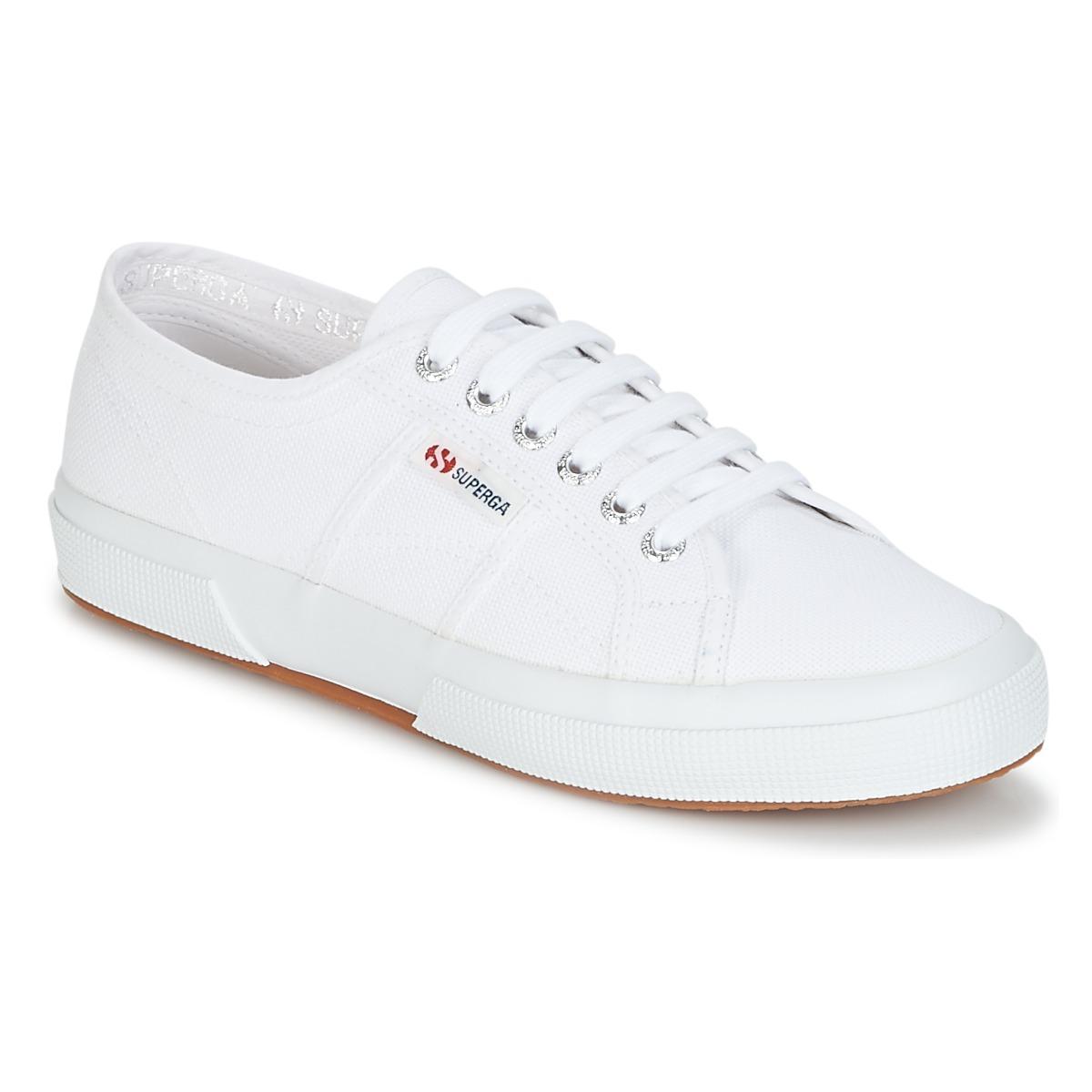 Superga 2750 CLASSIC Biały