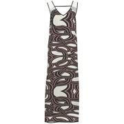 Sukienki długie Sisley SIXIOL