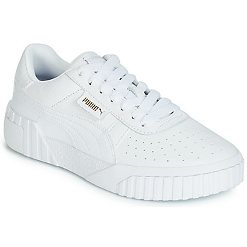 Buty Damskie Trampki niskie Puma CALI Biały