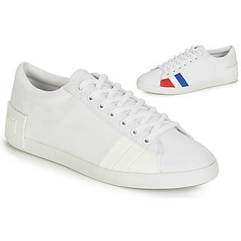 Buty Damskie Trampki niskie Le Coq Sportif FLAG Biały