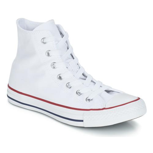 Buty Trampki wysokie Converse CHUCK TAYLOR ALL STAR CORE HI Biały / Optical