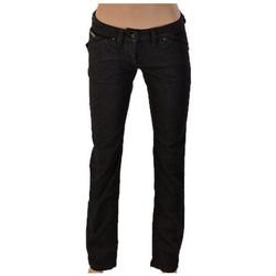 tekstylia Damskie Spodnie z pięcioma kieszeniami Datch