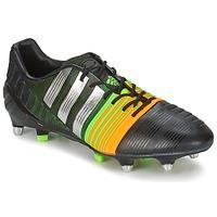 Buty Męskie Piłka nożna adidas Performance NITROCHARGE 1.0 SG Czarny / żółty