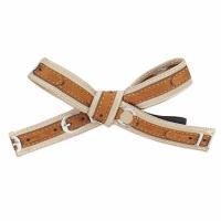 Zegarki Damskie Broszki Alexis Mabille CLIP Brązowy / Beżowy