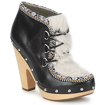 Low boots Belle by Sigerson Morrison BLACKA