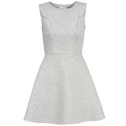 tekstylia Damskie Sukienki krótkie Naf Naf ELOLA Szary