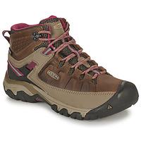 Buty Damskie Trekking Keen TARGHEE III MID WP Brązowy / Różowy