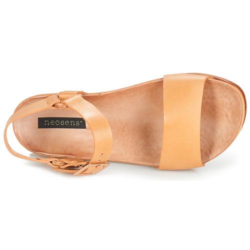 LAIREN  Neosens  sandały  damskie  nude