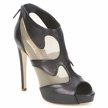 Buty Damskie Low boots Rupert Sanderson ORBIT Czarny / Beżowy