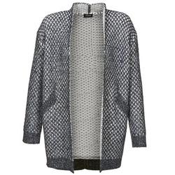 tekstylia Damskie Swetry rozpinane / Kardigany Kookaï CHINIA Marine