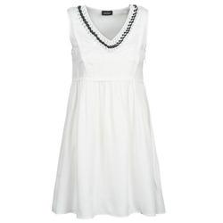 tekstylia Damskie Sukienki krótkie Kookaï BATUILLE Biały