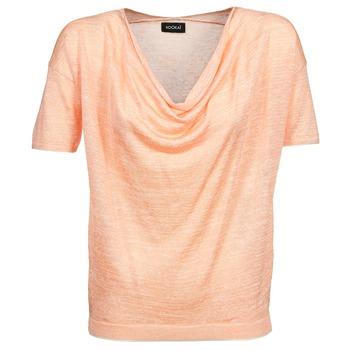tekstylia Damskie Swetry Kookaï CHIREME Różowy