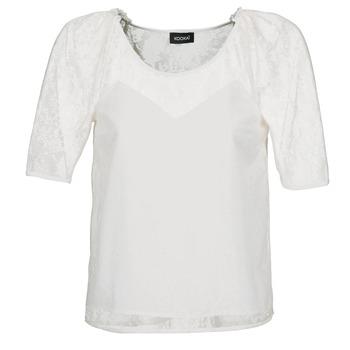 tekstylia Damskie Topy / Bluzki Kookaï BASALOUI Biały