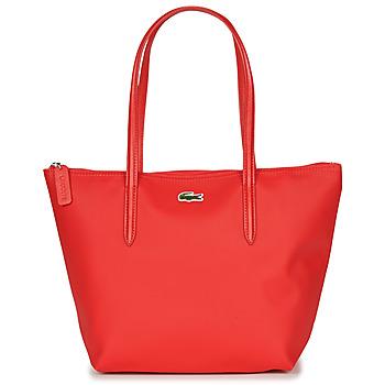 Torby Damskie Torby shopper Lacoste L 12 12 CONCEPT Czerwony