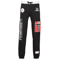 tekstylia Męskie Spodnie dresowe Geographical Norway MYER Czarny