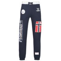 tekstylia Męskie Spodnie dresowe Geographical Norway MYER Marine