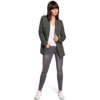 tekstylia Damskie Topy / Bluzki Style S112 Bluzka bez rękawów zapinana na guziczki Szary