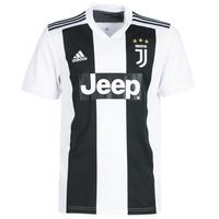 tekstylia Męskie T-shirty z krótkim rękawem Adidas Performance PAP JUVE JERSEY Czarny