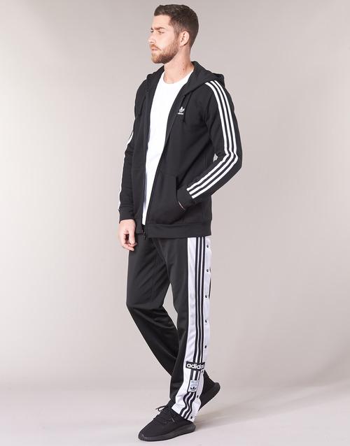 adidas Originals 3 STRIPES FZ Czarny - Bezpłatna dostawa