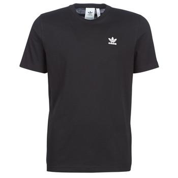 tekstylia Męskie T-shirty z krótkim rękawem adidas Originals ESSENTIAL T Czarny