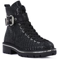 Buty Damskie Low boots Elvio Zanon SELLERIA Nero