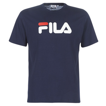 tekstylia T-shirty z krótkim rękawem Fila PURE Short Sleeve Shirt Marine