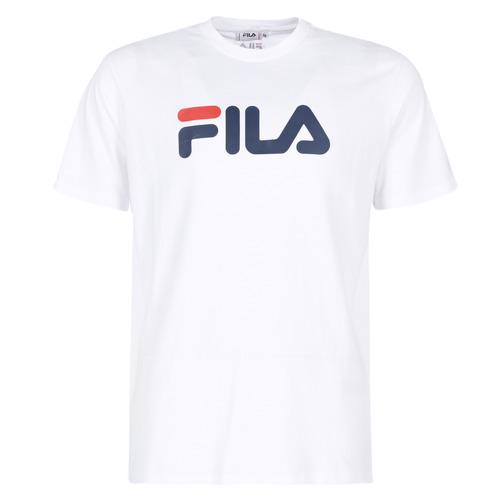 tekstylia T-shirty z krótkim rękawem Fila PURE Short Sleeve Shirt Biały