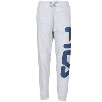 tekstylia Spodnie dresowe Fila PURE Basic Pants Szary