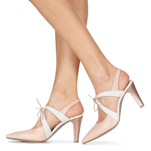 Hispanitas Cristina8 Różowy - Bezpłatna Dostawa- Buty Sandały Damskie 32940 Najniższa Cena