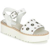 Buty Damskie Sandały Now 5435-476 Biały