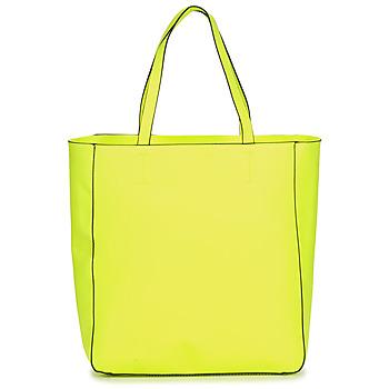 Torby Damskie Torby shopper André LUMIERE Żółty