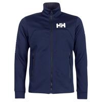 tekstylia Męskie Polary Helly Hansen HP FLEECE JACKET Marine