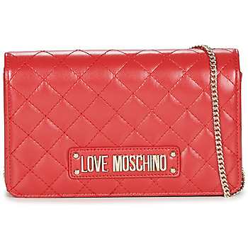Torby Damskie Torby na ramię Love Moschino JC4118PP17 Czerwony