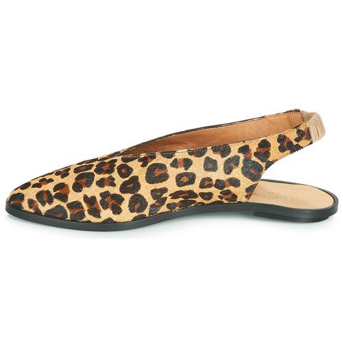 APIO  Jonak  baleriny  damskie  leopard