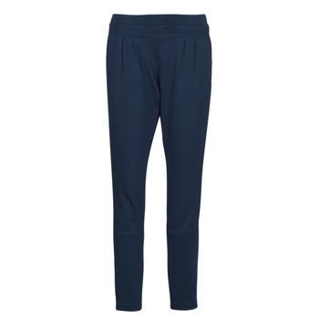 tekstylia Damskie Spodnie od garnituru  Cream BEATE PANTS Marine