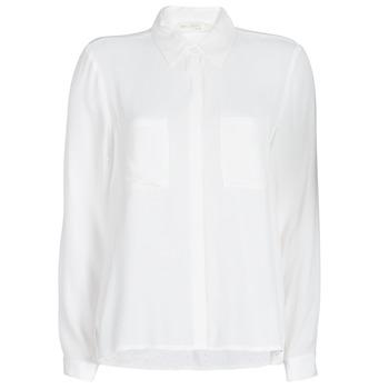 tekstylia Damskie Koszule See U Soon GARAGARE Biały