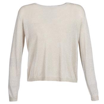 tekstylia Damskie Swetry See U Soon GARAGAPI Beżowy