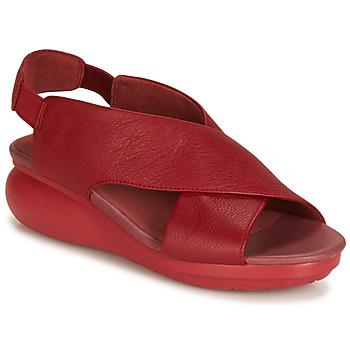 Buty Damskie Sandały Camper BALLOON Czerwony