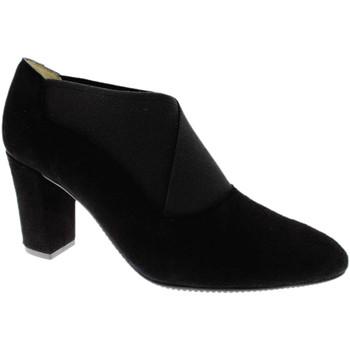 Buty Damskie Low boots Calzaturificio Loren LO60846ne nero