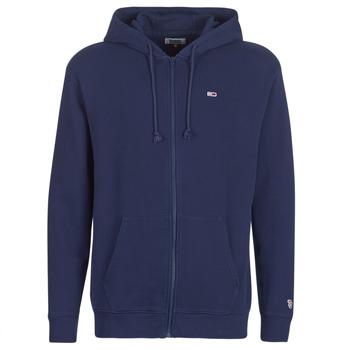 tekstylia Męskie Bluzy Tommy Jeans TJM TOMMY CLASSICS Marine