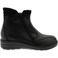 Buty Damskie Low boots Calzaturificio Loren LOM2755ne nero