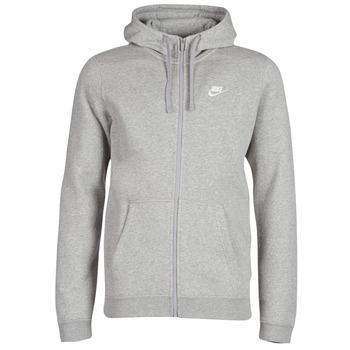 tekstylia Męskie Bluzy Nike MEN'S NIKE SPORTSWEAR HOODIE Szary