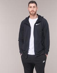 tekstylia Męskie Bluzy Nike MEN'S NIKE DRY TRAINING HOODIE Czarny
