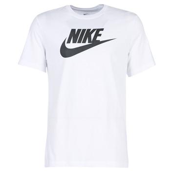 tekstylia Męskie T-shirty z krótkim rękawem Nike NIKE SPORTSWEAR Biały