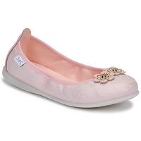 Buty Dziewczynka Baleriny Citrouille et Compagnie JATAMAL Różowy